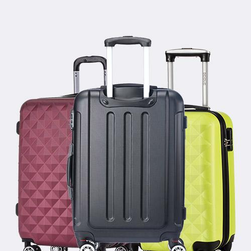 Kabinekufferter i alle typer og farver